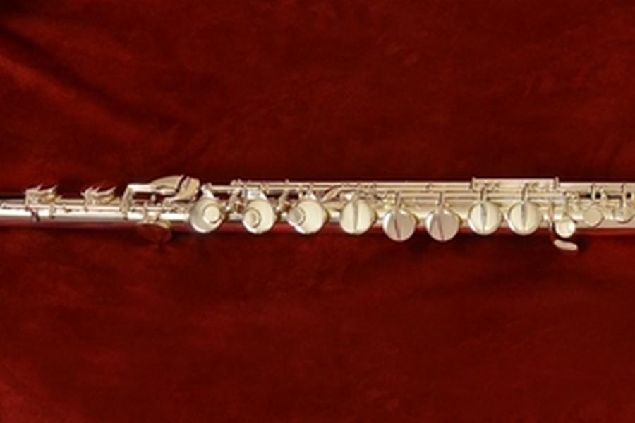 Альтовые и бас-флейты