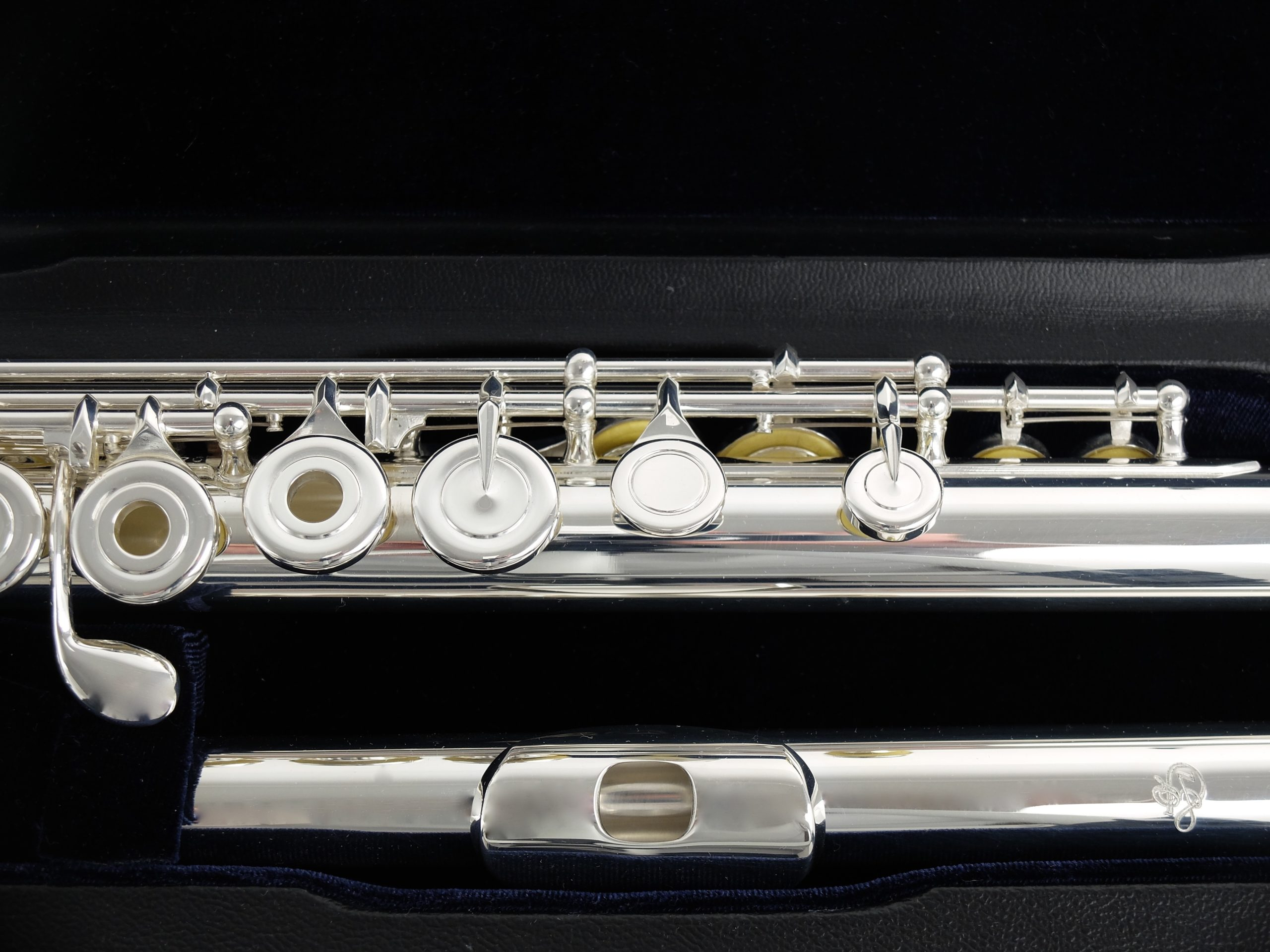 Флейта профессиональная Di Zhao DZ 701CEF