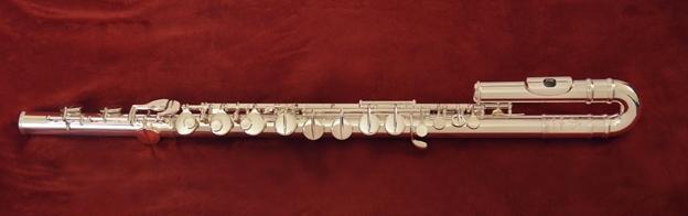 Альтовая флейта Di Zhao DZA-200