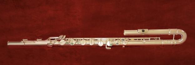 Басовая флейта Di Zhao DZB-100