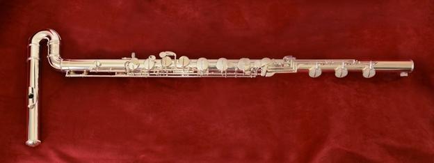 Басовая флейта Di Zhao DZB-Vertical
